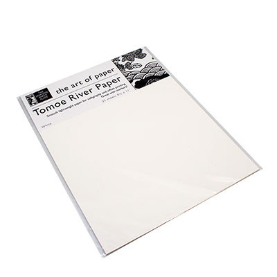 Japanese Paper Place Tomoe River Paper White