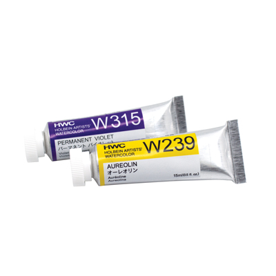 Holbein Artists' Watercolors Imidazolone Yellow