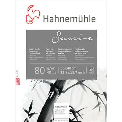 Hahnemühle® Sumi-e Paper & Pads