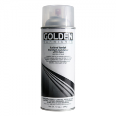 GOLDEN MSA Archival Spray Varnish Satin