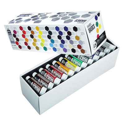 Liquitex Basics Set of 48