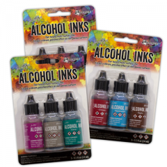 Tim Holtz Alcohol Ink Kits