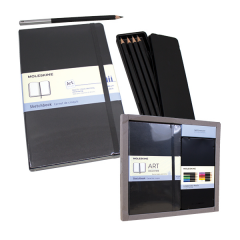 Moleskine Sketching Kits - Holiday Items