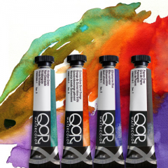 QoR Watercolors