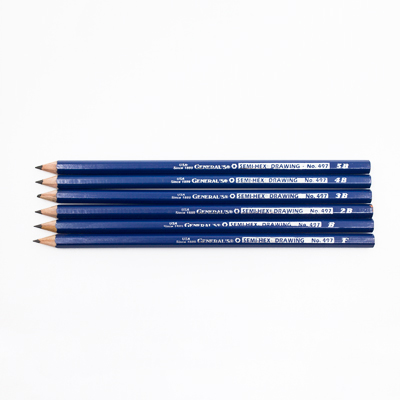 General's Semi-Hex Graphite Pencils
