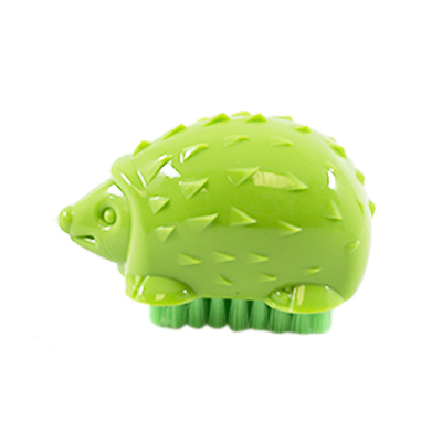Kikkerland Plastic Hedgehog Nail Brush