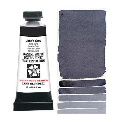 Daniel Smith Extra Fine Watercolor Jane's Grey