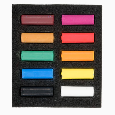 Rembrandt Soft Pastel Set Half Stick General Selection