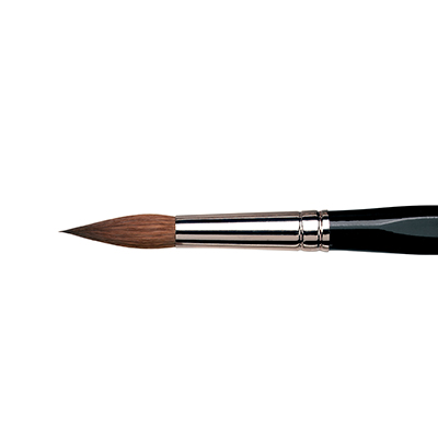da Vinci USSURI Russian Round Brush