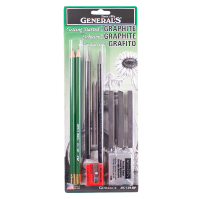 General's Getting Started with Graphite Kit