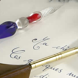 J. Herbin Calligraphy Pens, Quills, and Sets