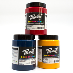 Permaset Aqua Fabric Screen Printing Ink