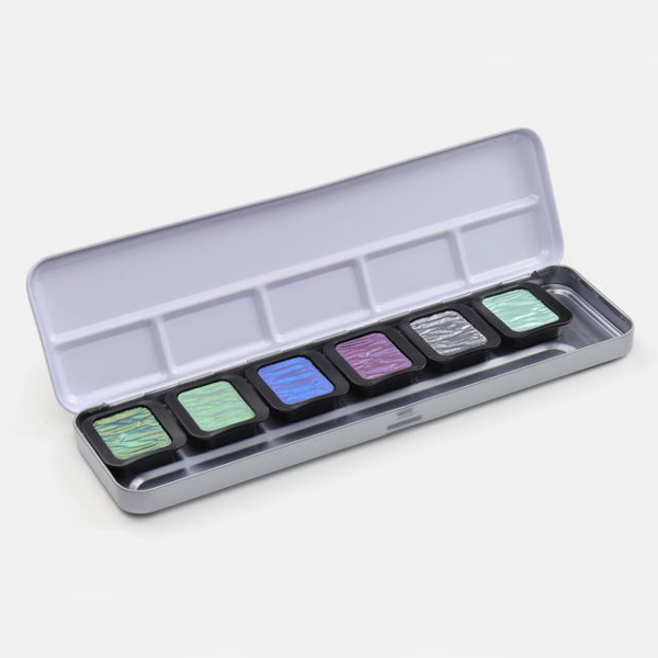 FineTec Pearl Watercolour Cool Set