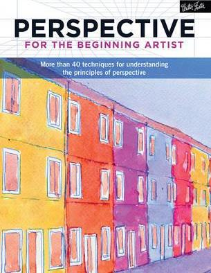 Perspective for the Beginning Artist by Mercedes Braunstein