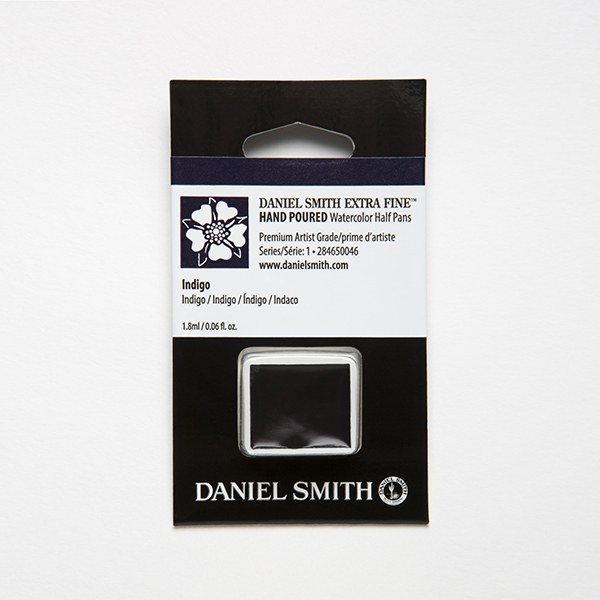 Daniel Smith Watercolor Half Pan INDIGO
