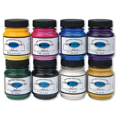 Jacquard Neopaque Acrylic Paint (8 Pack)