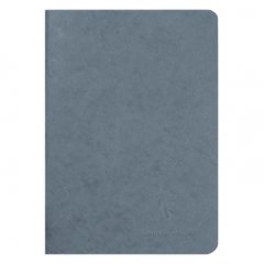 Age Bag Notebook BLANK GREY