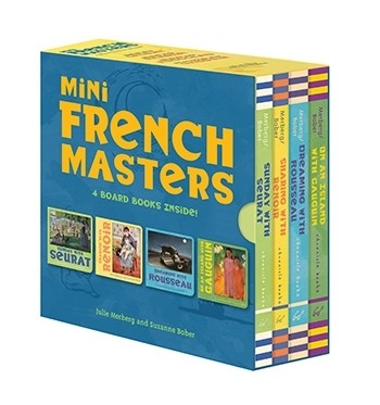 Mini French Masters Boxed Set