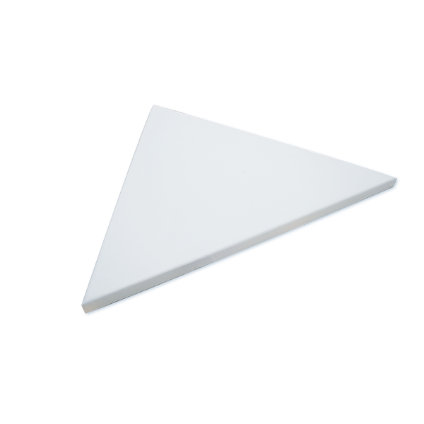 Triangle Slim Stretched Canvas