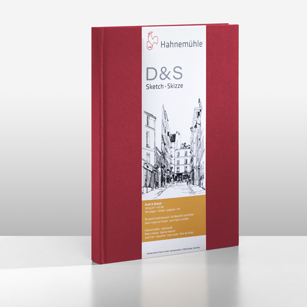 Hahnemühle D&S Portrait Sketch Book