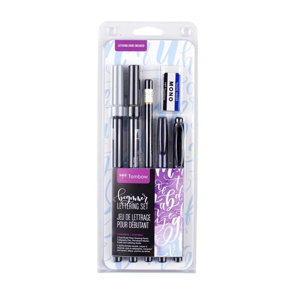 Tombow Beginner Lettering Set