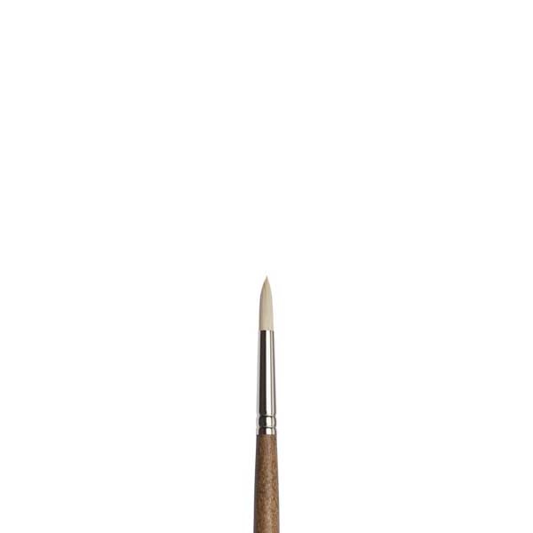 Winsor & Newton Artists Oil Synthetic Brush Round 4