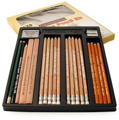 General's Pencil Drawing Sets