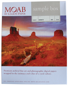 Moab Digital Sampler Pack/28